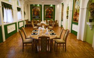 Банкетный зал МРК «Зеленый остров»