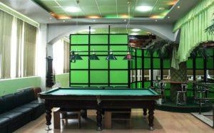 Диванный зал МРК «Зеленый остров»