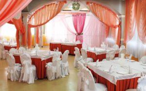 Свадебный зал МРК «Зеленый остров»