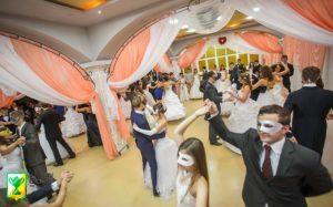 Зал для бальных танцев МРК «Зеленый остров»
